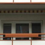 Balkonmarkise ohne Bohren