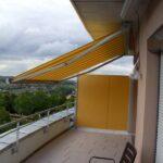 Balkon Gelenkarmmarkise