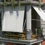 Fallarmmarkise Balkon