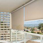 Senkrechtmarkisen für Balkone
